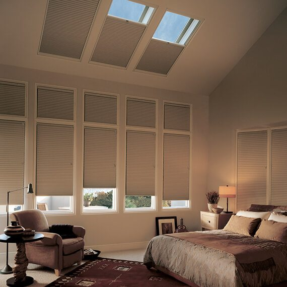 Battery Powered Operated System Motorized Blinds