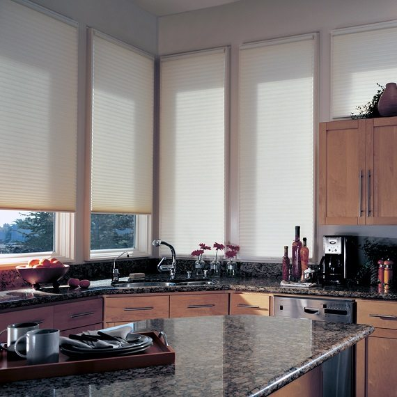 Honeycomb shades