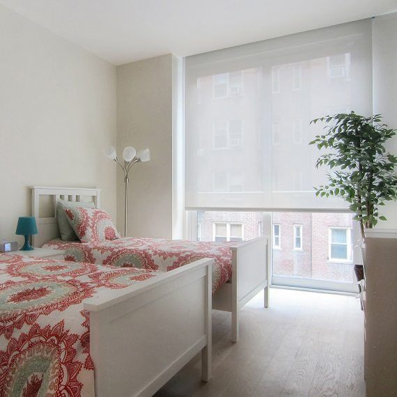Cosutm Roller shades in new york