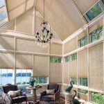 Motorized Skylights Shades