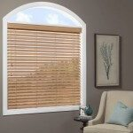 Manual Wood Blinds