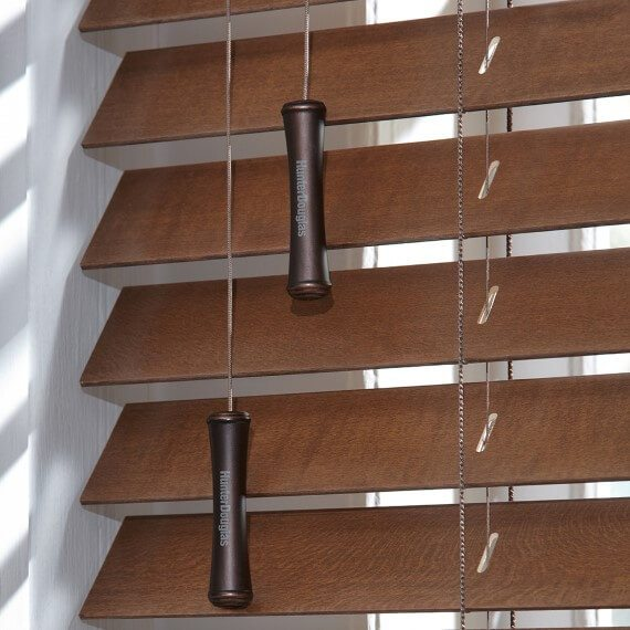 Wood Blinds in New York City