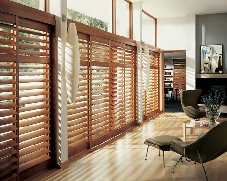 Window Shutters. Description and using.