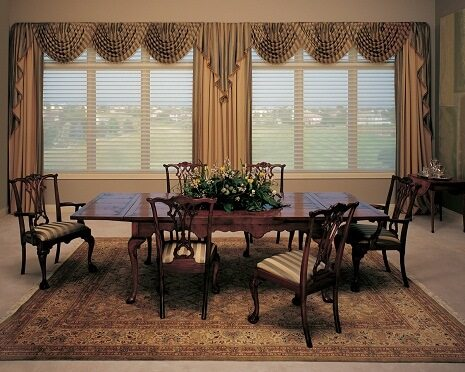 Shades as a Kind of Window Treatment