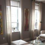 Drapery Stationary Panels In new york