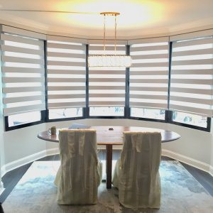 Hunter Douglas window treatments
