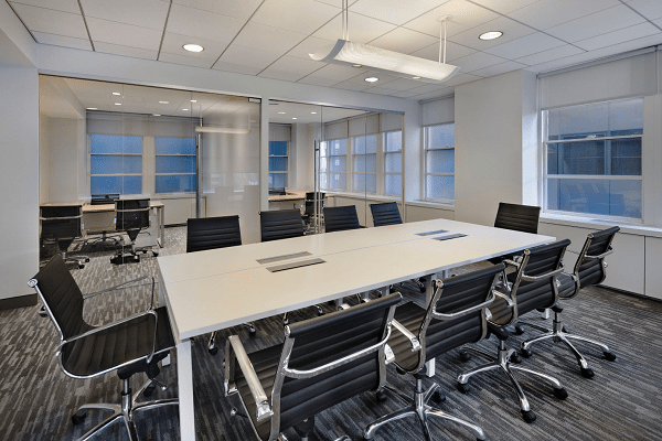 Window Treatments for Office Buildings