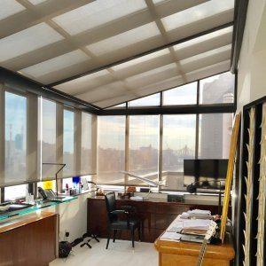 New York Skylight shades