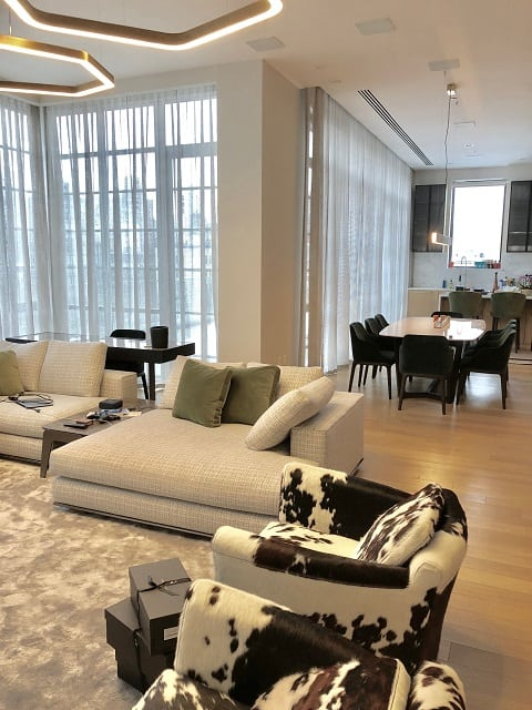 Nyc Window Treatments Curtains