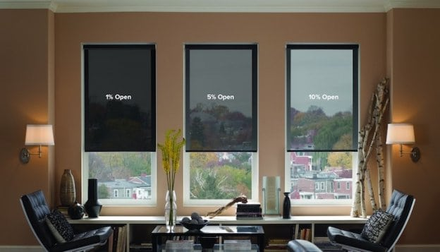 Guide to solar shades which fabric color and shade - Interior vs exterior solar screens ...