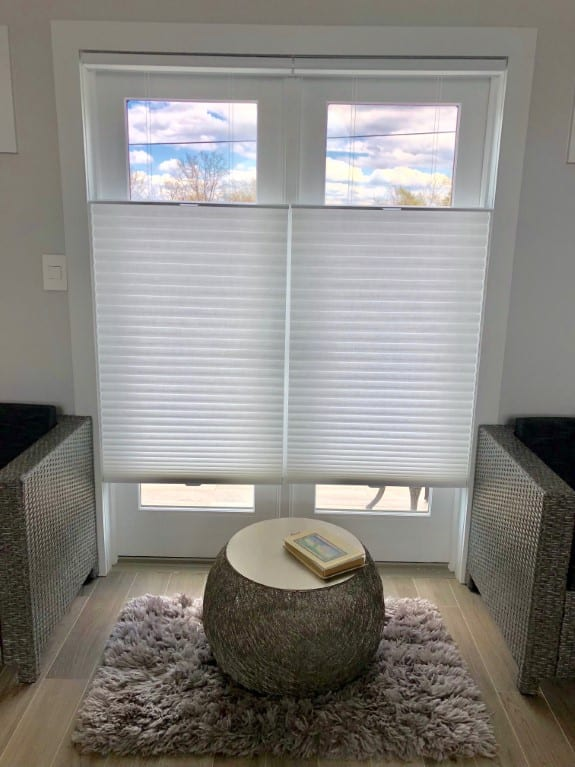 Top Down Bottom Up Shades Offer Both Privacy Light Control