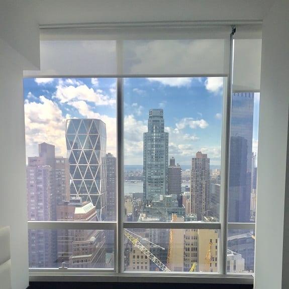Somfy RTS Solar Shades NY