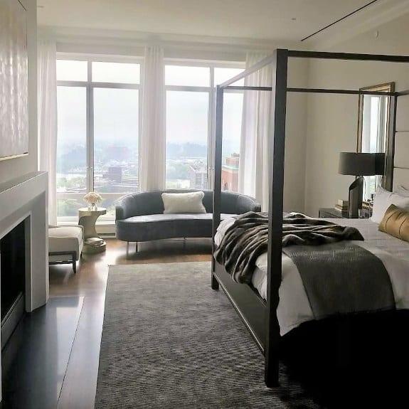 New York Side Panels window Treatments