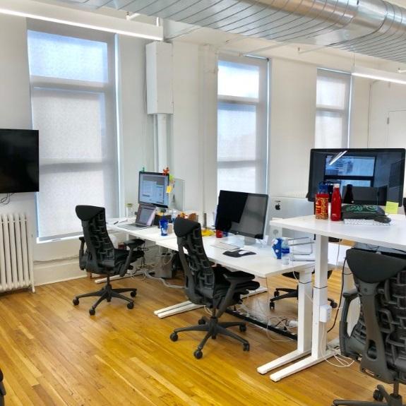 office screen shades NY