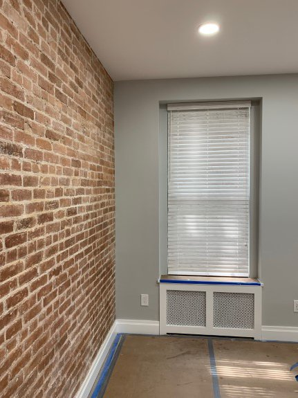 151 East 81 St. Wood blinds 2
