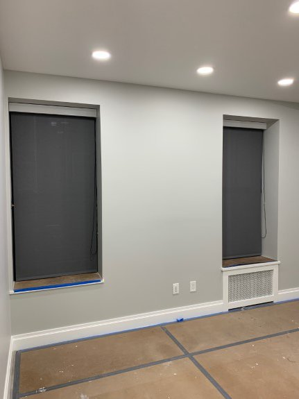 window shades for office