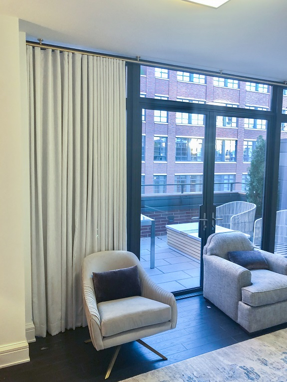motorized roller shades New York