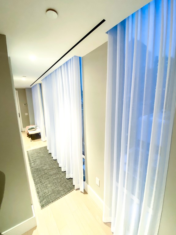 Window Treatments New York Residential House