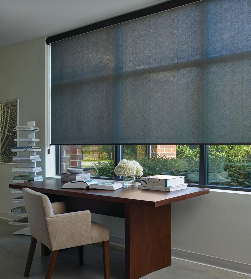 tips for home office window treatments lighting