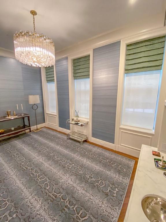 pleat drapery window treatments