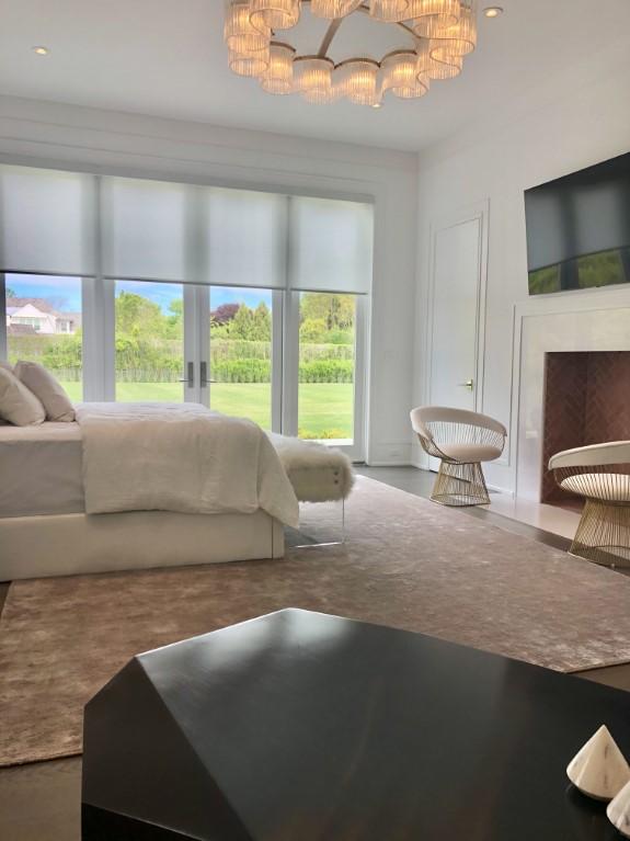 bedroom window shades inspiration example