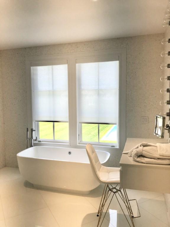 window shades example bathroom