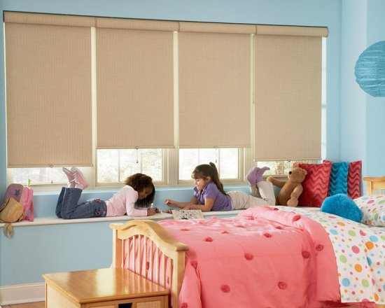 spring assist window treatments